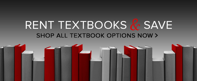 RENT TEXTBOOKS & SAVE . Click to SHOP ALL TEXTBOOK OPTIONS NOW.